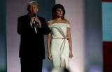 Мелани и Дональда Трампа отреагировали на пожар в Trump Tower