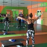 Фитнес программа для похудения в центре Fortis