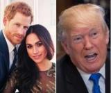 Дональд Трамп прокомментировал предстоящую свадьбу Меган Маркл и принца Гарри