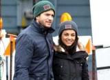 Мила Кунис и Эштон Кутчер впервые вышли в свет после слухов о третьей беременности актрисы
