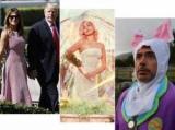 Как звезды отметили католическую Пасху: Виктория и Дэвид Бекхэм, Сара Джессика Паркер, Дональд и Мелания Трамп, Кейт Миддлтон и другие